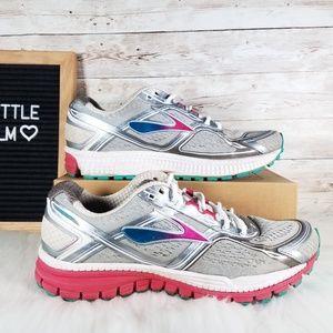 Brooks Women shoe Ghost 8 Running Athletic Sneaker